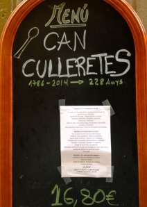 Can Culleretes