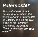 Paternoster Plaque